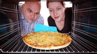 Photo of How to Cook Frozen Pizza In Microwave (Details Instruction)