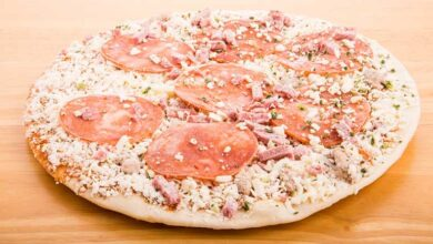 Photo of How to Cook Frozen Pizza in Air Fryer (Easy Guide)