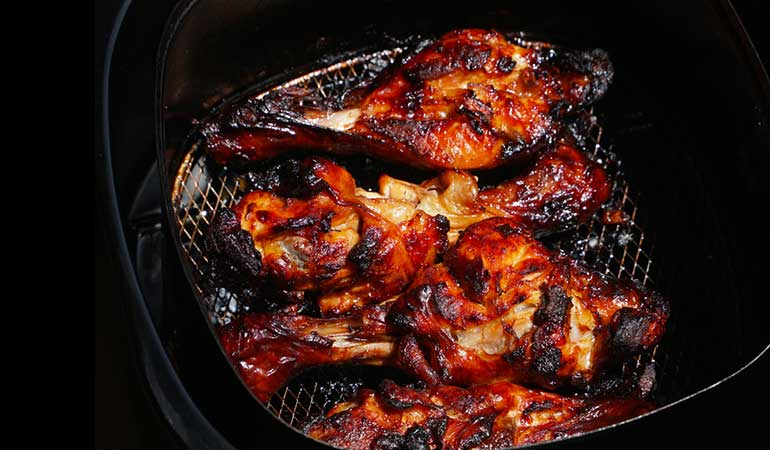 disadvantages of the air fryer